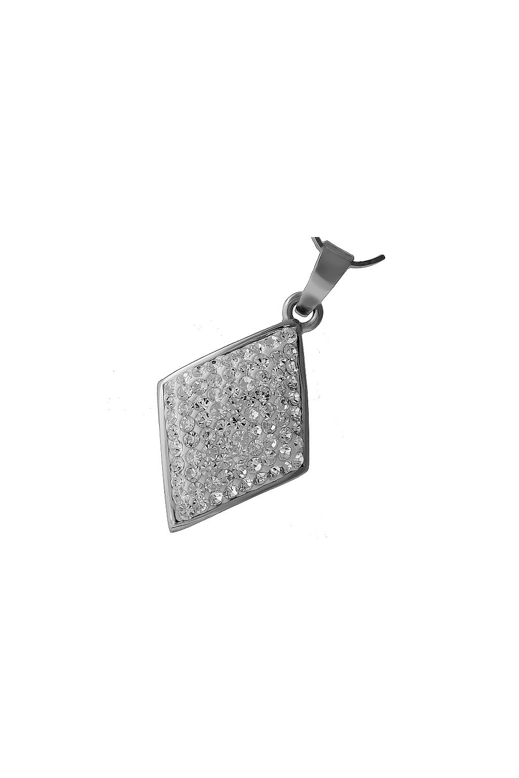 Skalimar Přívěsek z chirurgické oceli RHOMBE 313488