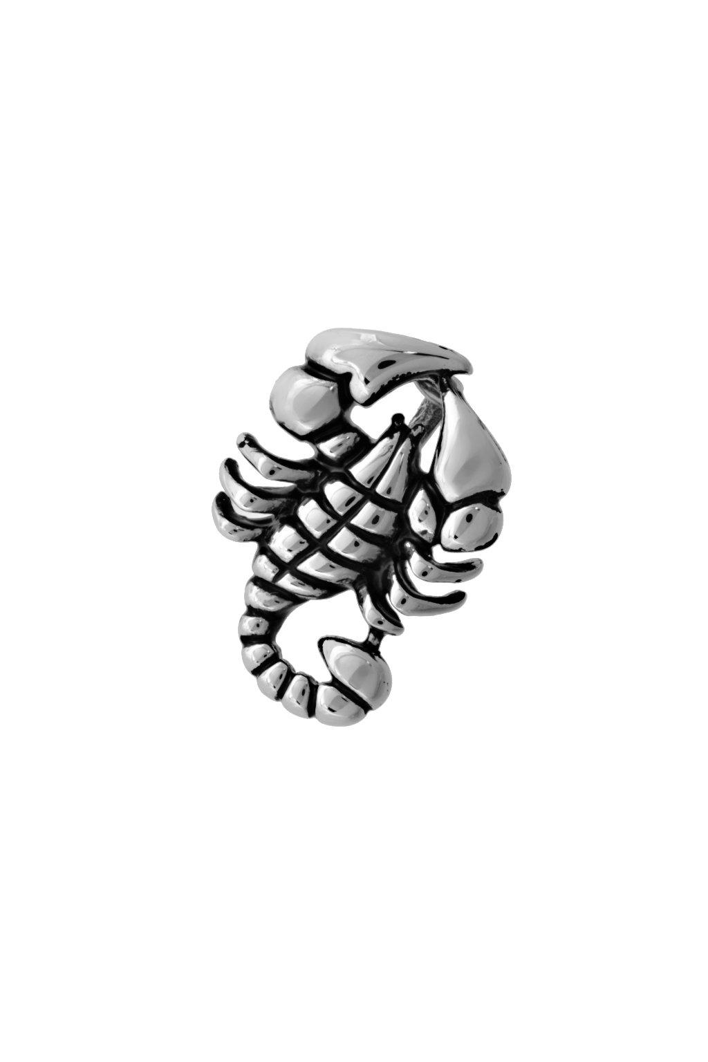 Skalimar Přívěsek z chirurgické oceli ŠKORPION 313585