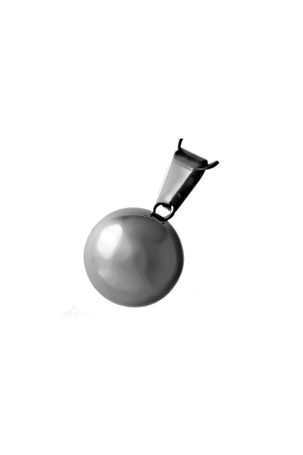 Skalimar Přívěsek z chirurgické oceli KULIČKA 313757