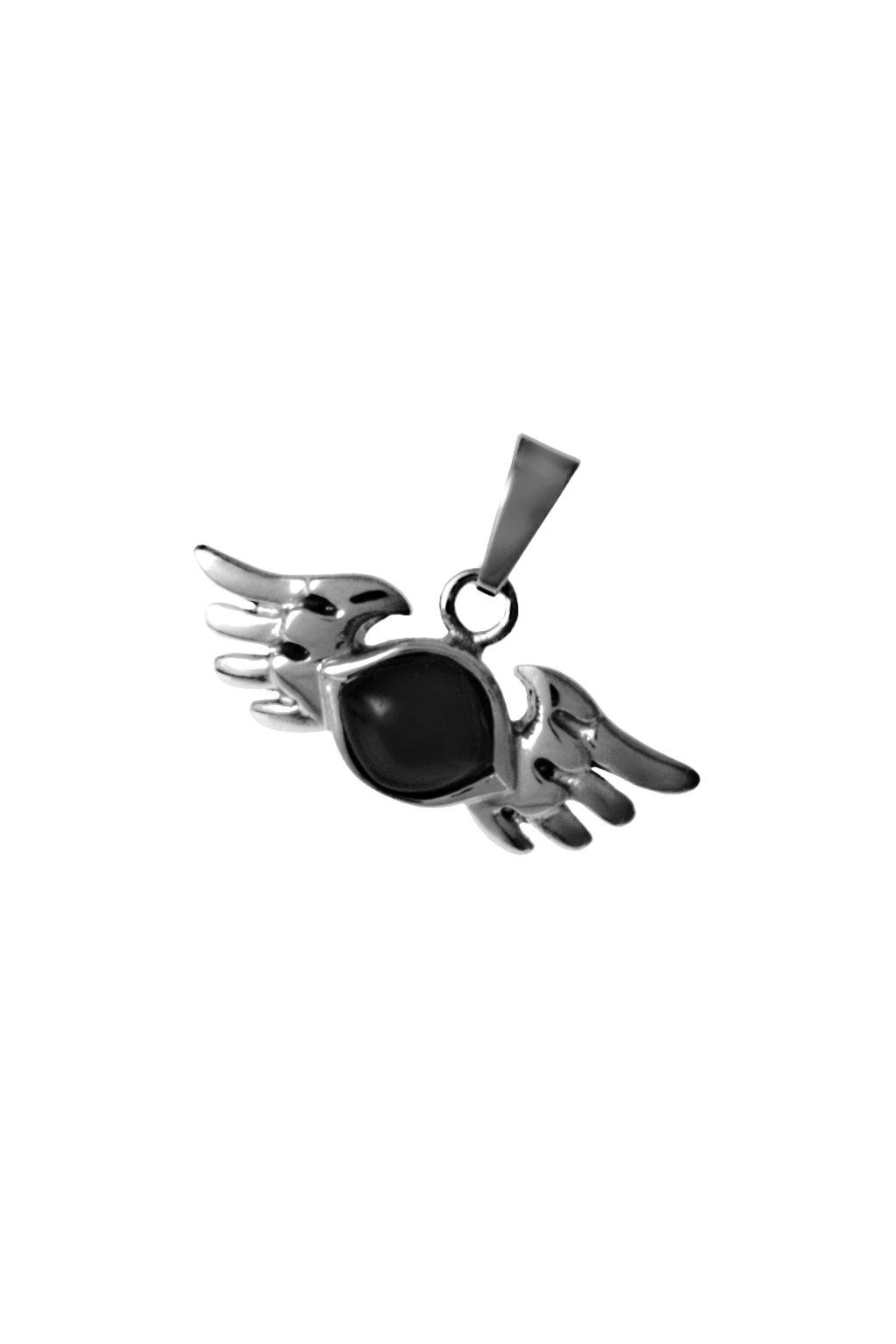 Skalimar Přívěsek z chirurgické oceli ANDĚLSKÉ OKO 313678