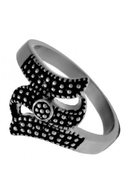 Skalimar Prsten z chirurgické oceli GHOTIC 312534