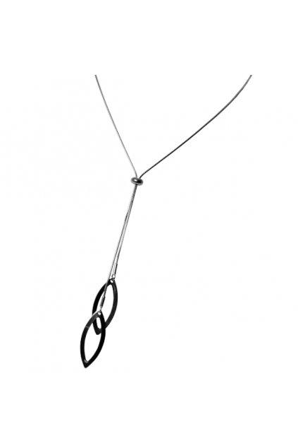 Skalimar Náhrdelník z chirurgické oceli SIMPLICITY 315571/2