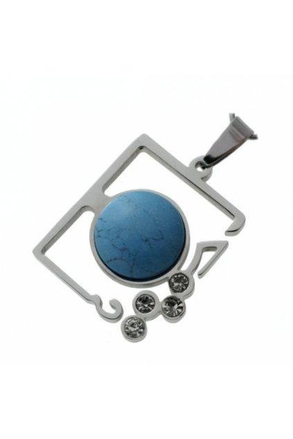 Skalimar Přívěsek z chirurgické oceli ETNO 213140