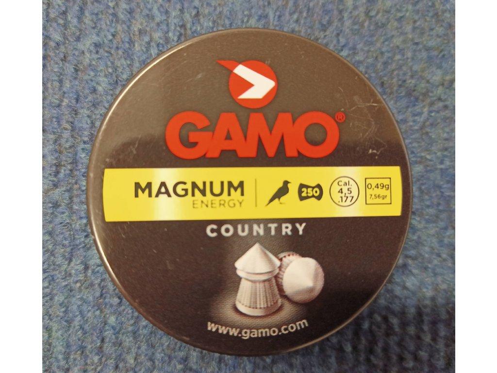 Diabolky Gamo Magnum Energy 4,50mm, 250ks