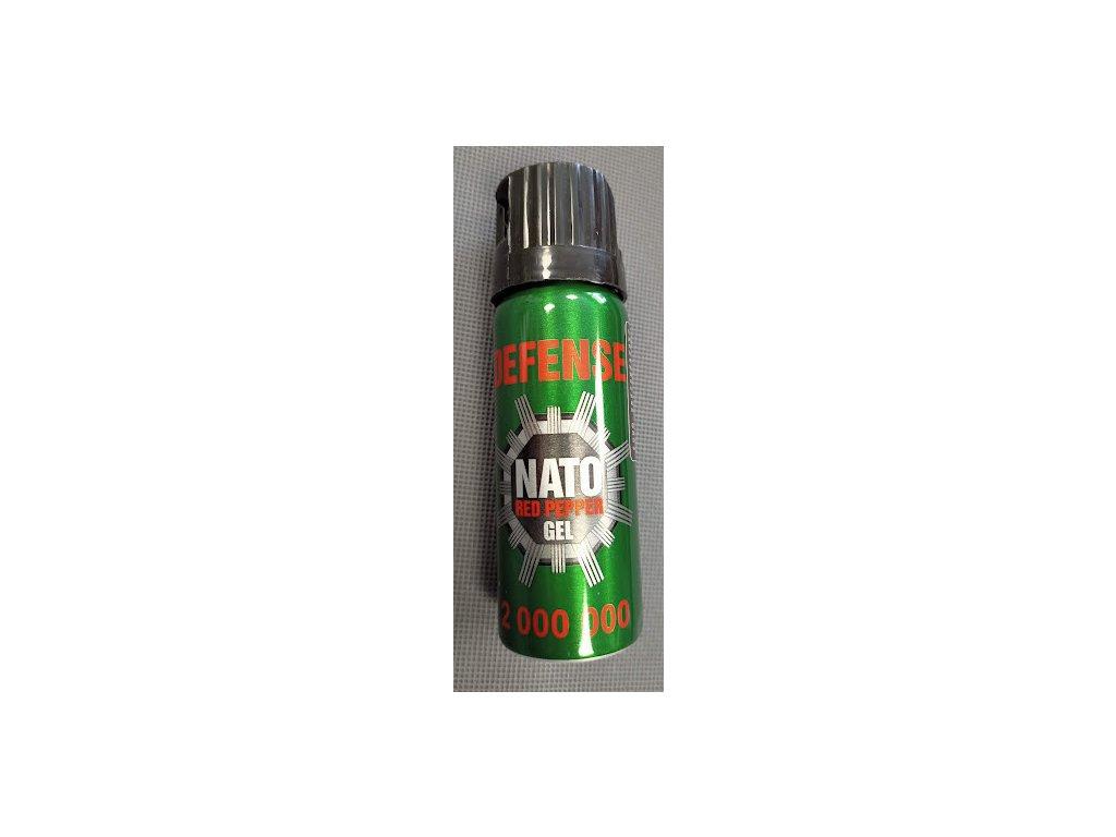 pepřový sprej gel