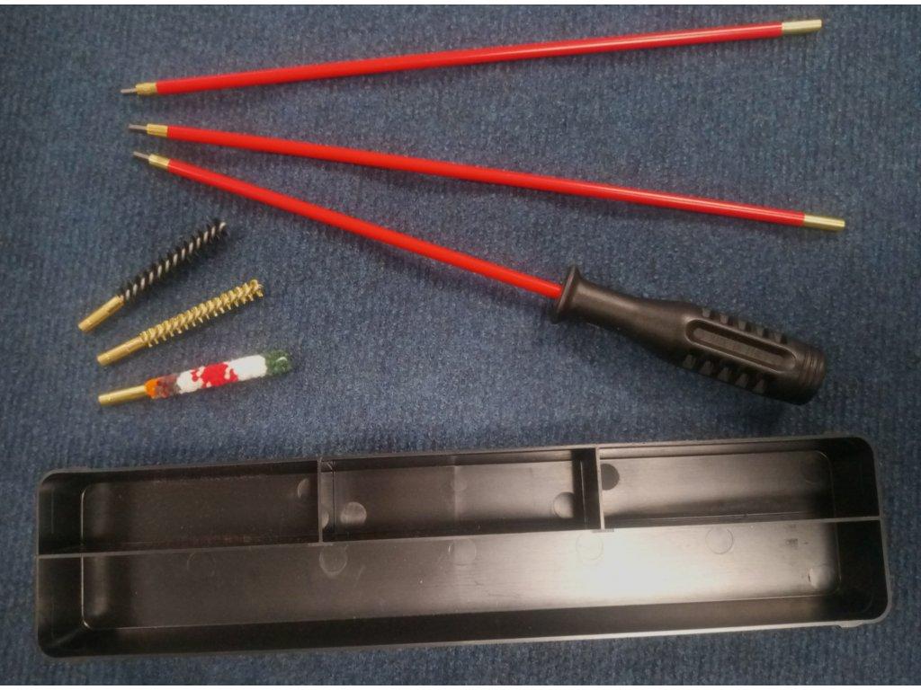 čištění puška 6 mm 1