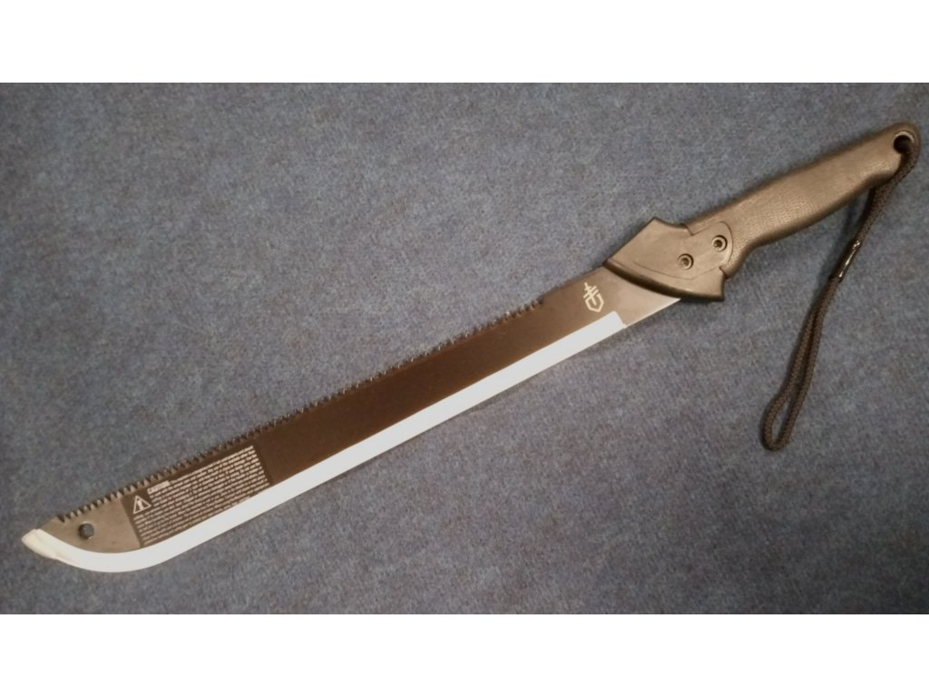 mačeta gerber 2
