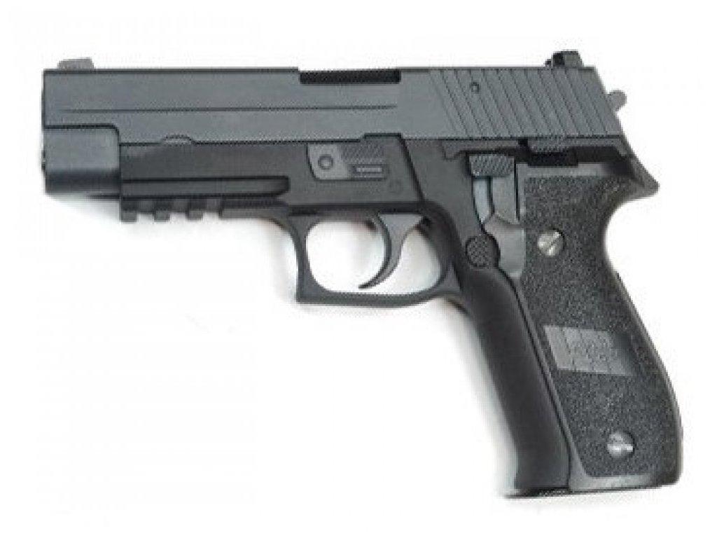 Sig Sauer P226 Černá 4,5mm