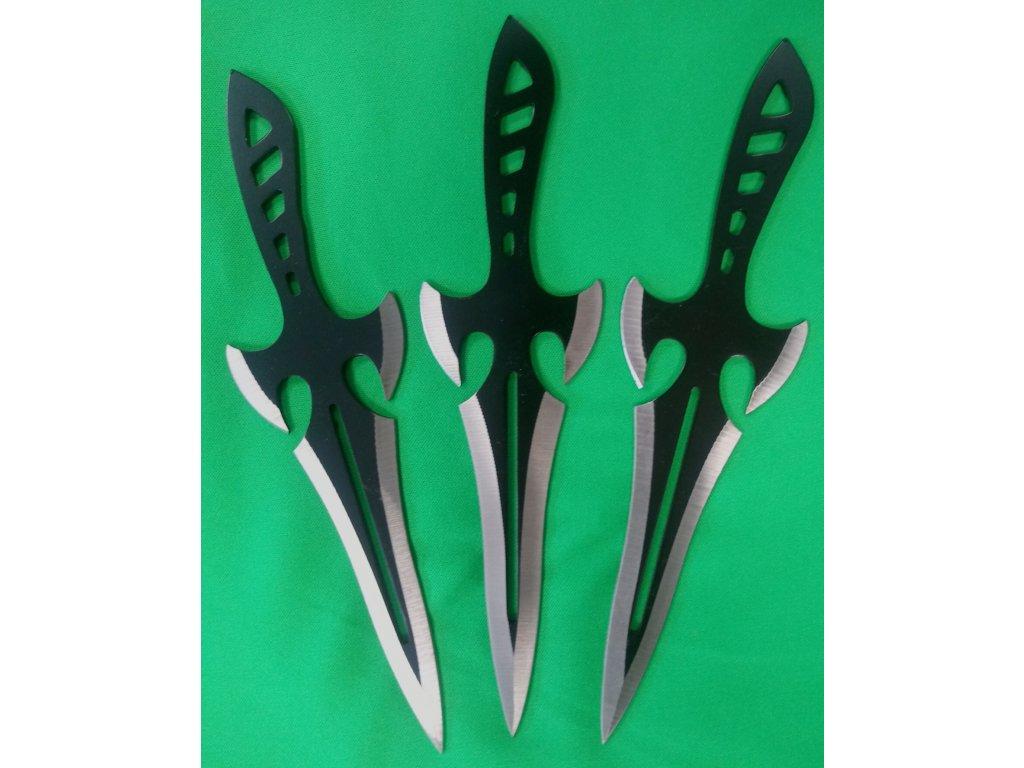 vrhací nože 1