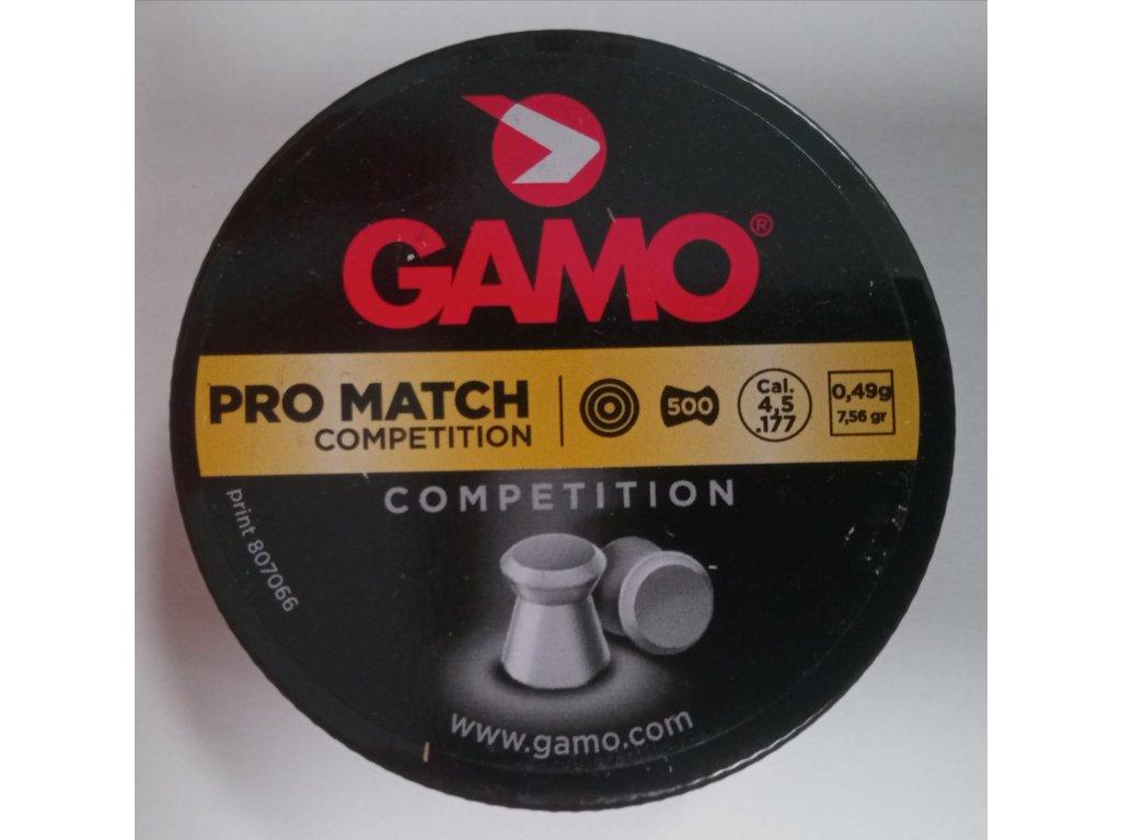 gamo match pro 500