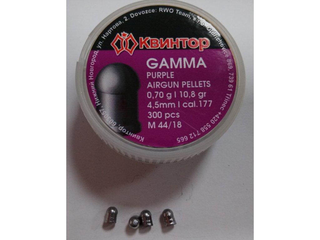 diabolky kvintor purple