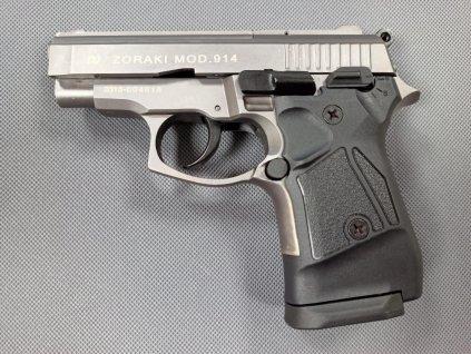 Plynová pistole Zoraki 914, kat D, BAZAR