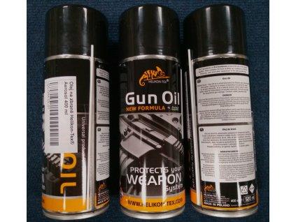 olej na zbraně 400 ml