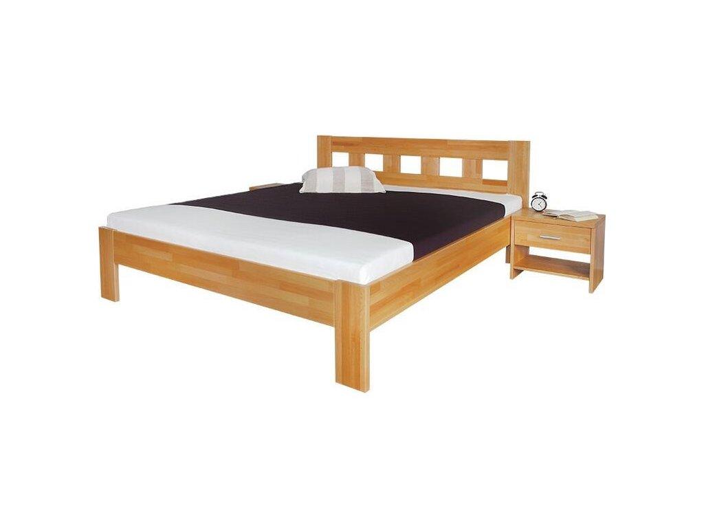 masivni postel silvana 2 z1