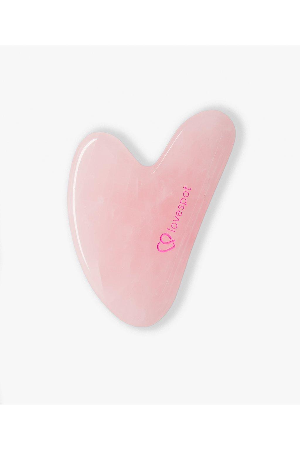 Guasha - Růženín - srdce Love Spot