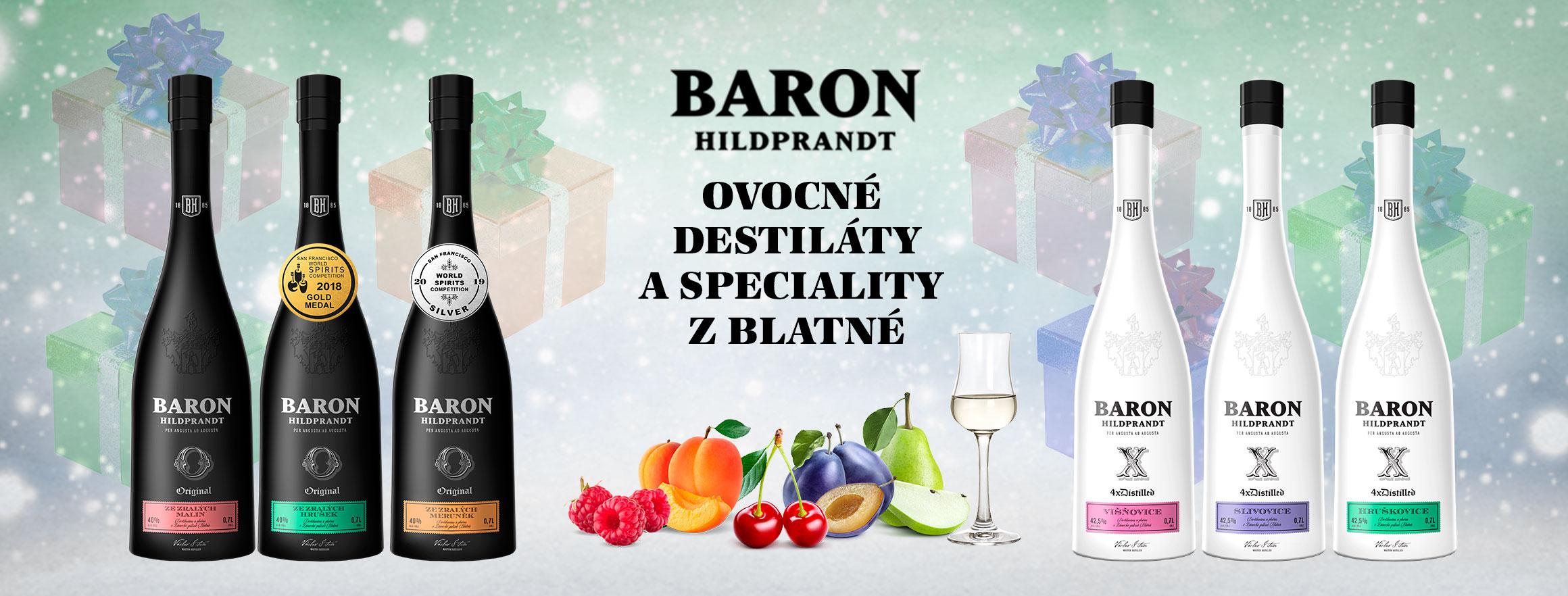 Baron PREMIER Vánoce