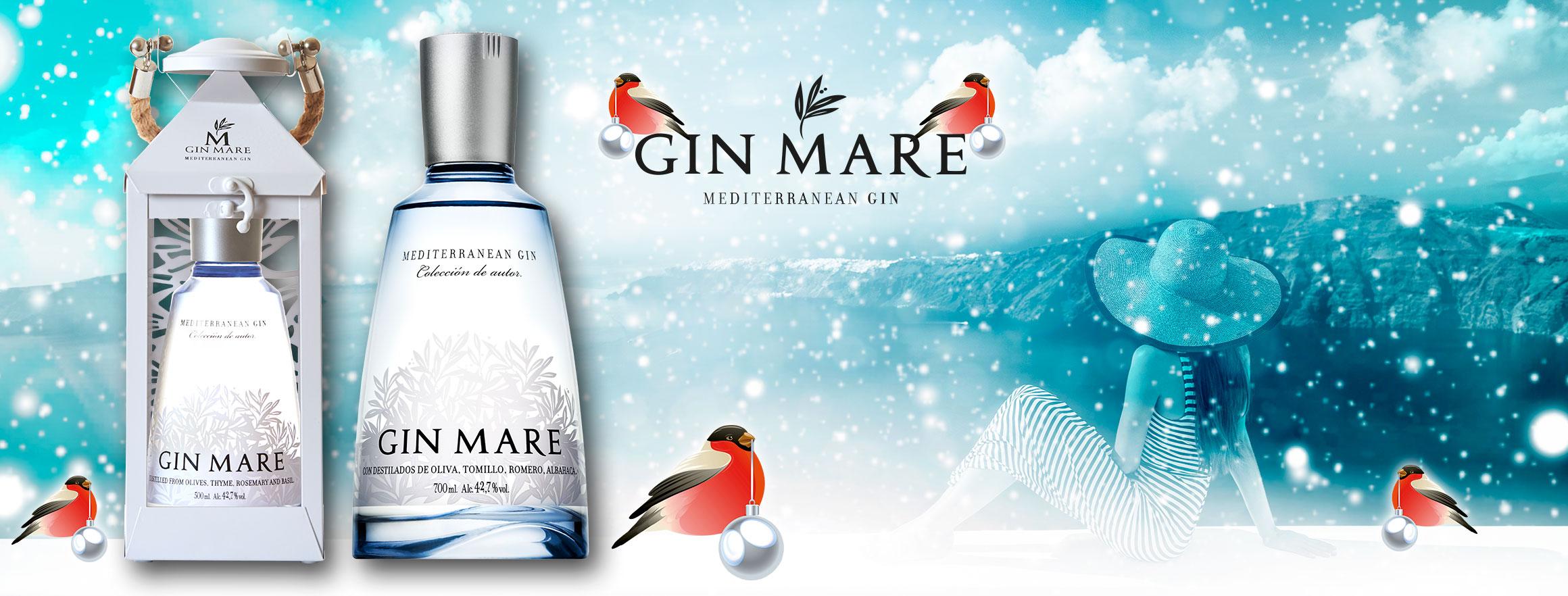 Gin Mare PREMIER Vánoce
