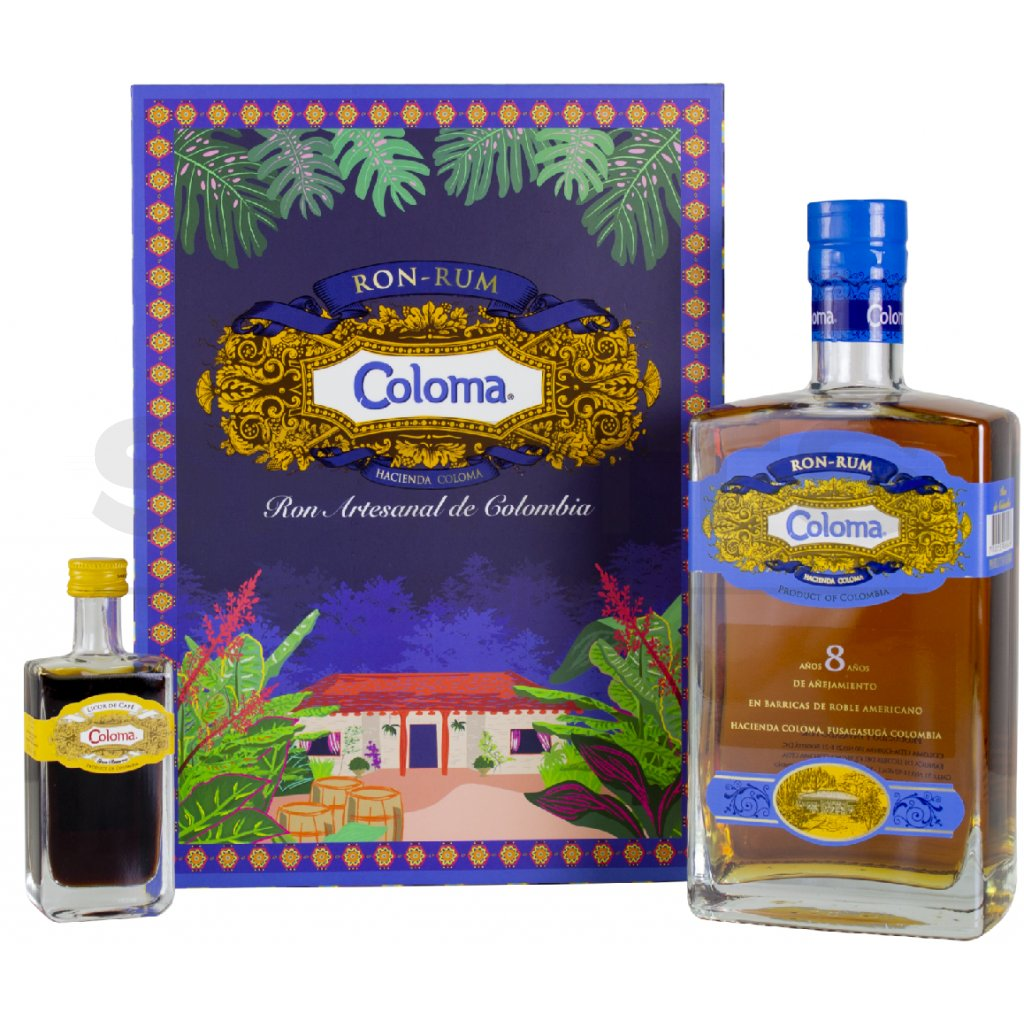 Coloma + Mini Coffee Liqueur