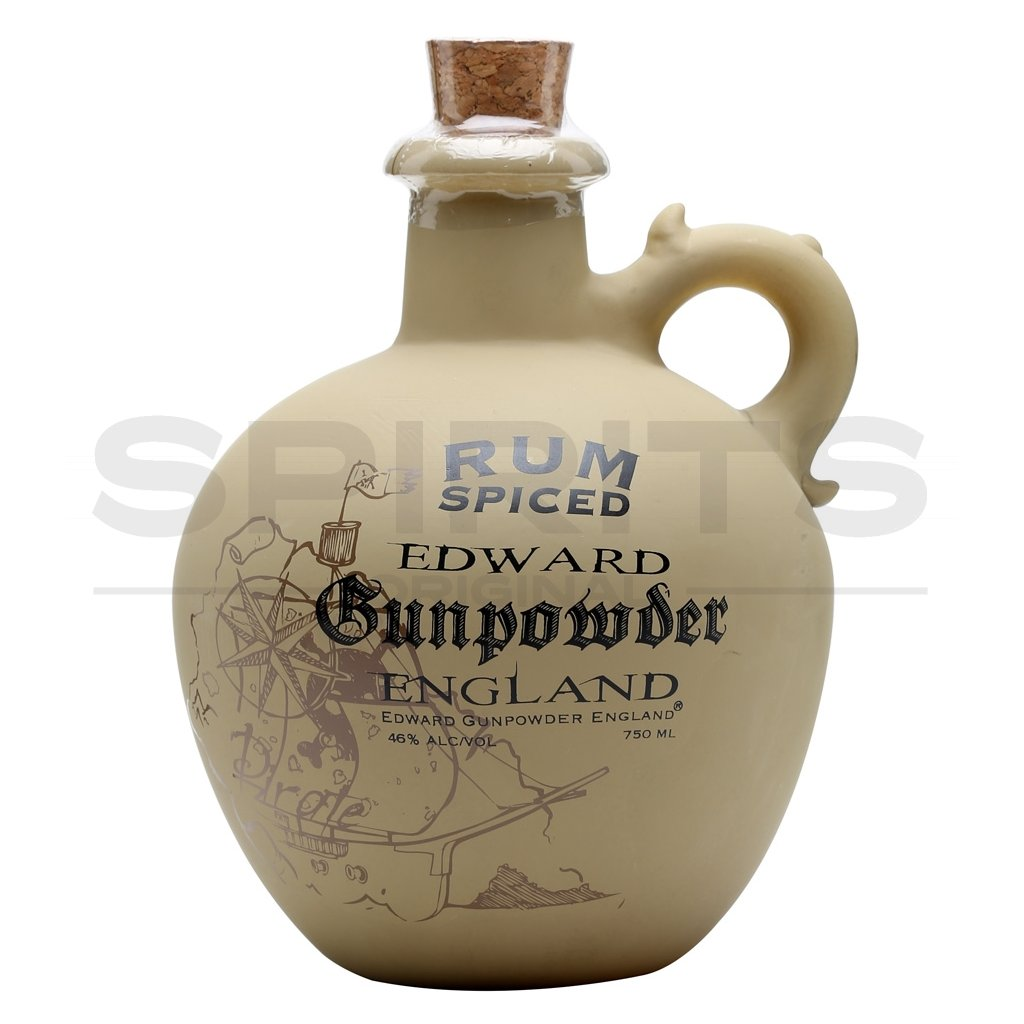Edward Gunpowder Spiced Rum