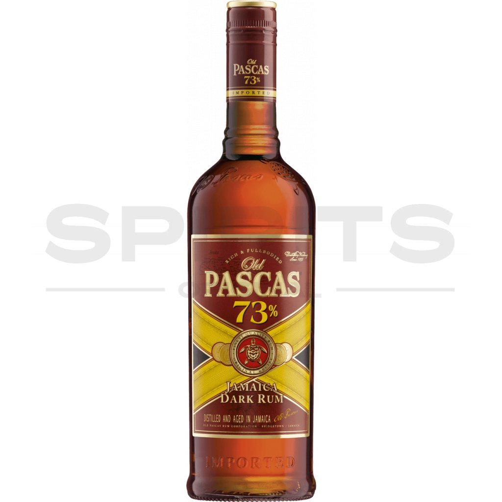 Old Pascas Jamaica Dark Rum