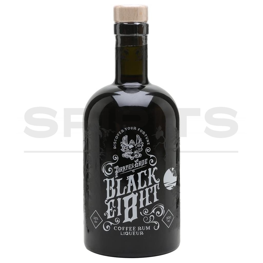Pirates Grog Black Eiht