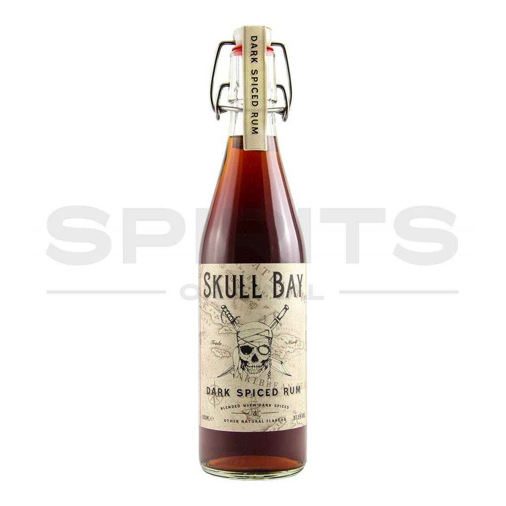 Skull Bay Dark Spiced Rum