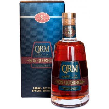 Quorhum 30 Aniversario Sherry Finish Limited krabička