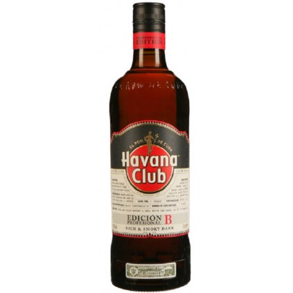 havana club profesional edicion B