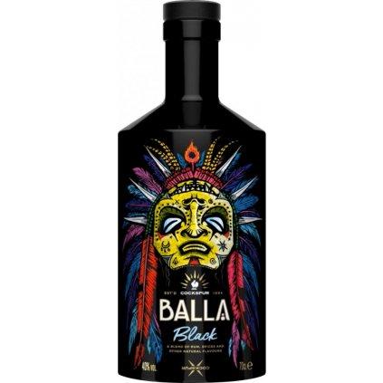 cockspur balla black