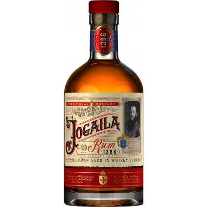 Jogaila Rum Aged in Whisky Barrels 38% 0,7l