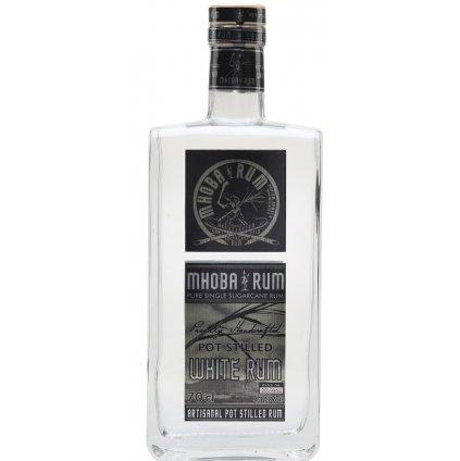 mhoba pot stilled white rum