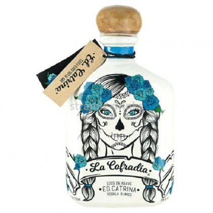 La Cofradia Ed. Catrina Blanco 38% 0,7l