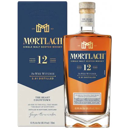 Mortlach 12yo