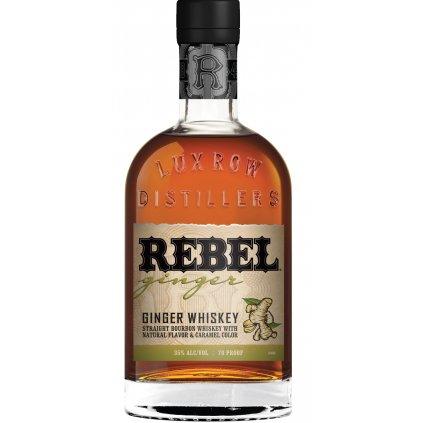 rebel yell ginger