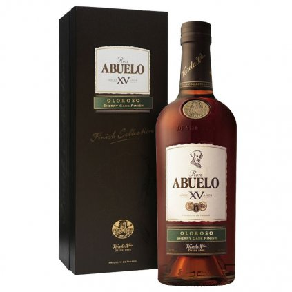 Ron Abuelo XV Oloroso Cask Finish