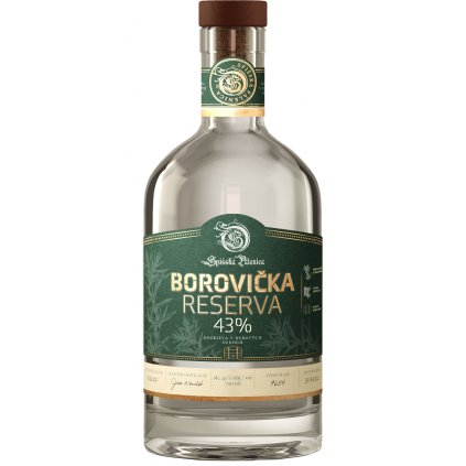 Borovicka Reserva