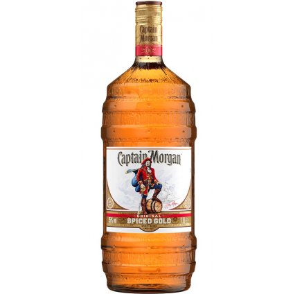 Captain Morgan Spiced Barrel