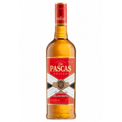 Old Pascas Spiced