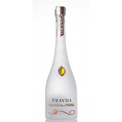 Pravda Vodka Orange