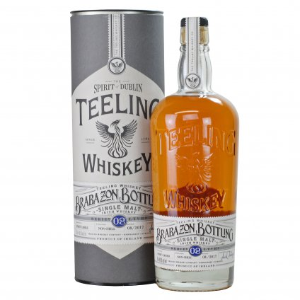 Teeling Brabazon Bottling No.  .l
