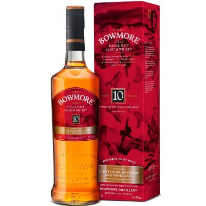 Bowmore Inspired by the Devils Cask Series