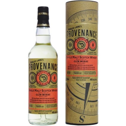 Provenance Glen Moray