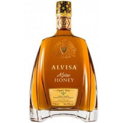 Alvisa Alpine Honey