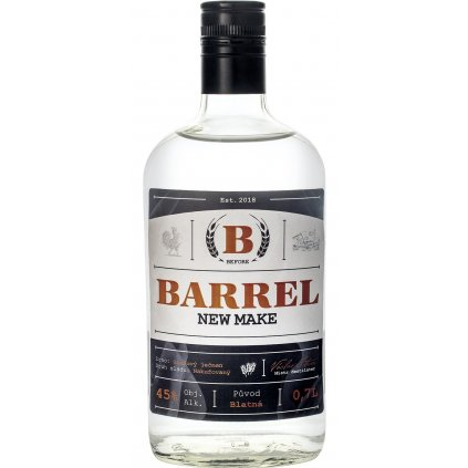 B.Barrel New Make