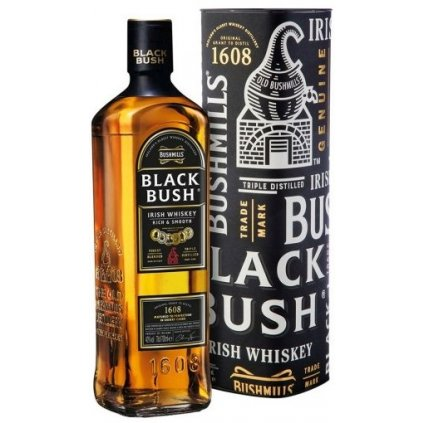 Bushmills Black Bush tuba