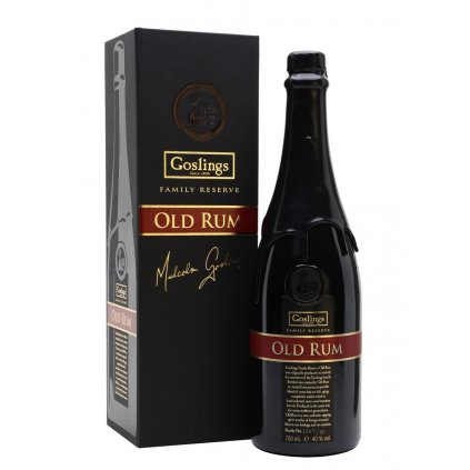 Goslings Family Reserve box