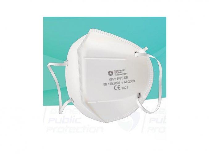 12746 2 respirator ffp3 gp