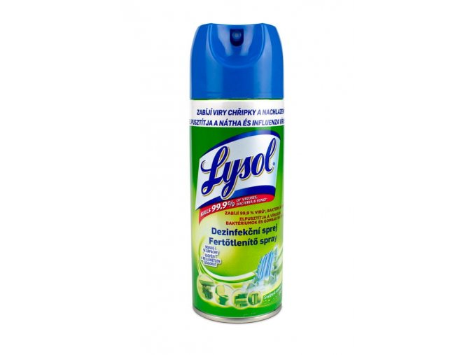 21597 1 lysol dezinfekcni sprej svezest vodopadu 400ml