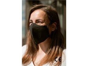 NANO MEDCLEAN rouska maska plus 10x NANO MEDCLEAN filtr 7