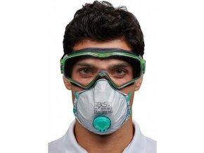 bls zero stofmasker ffp3 3